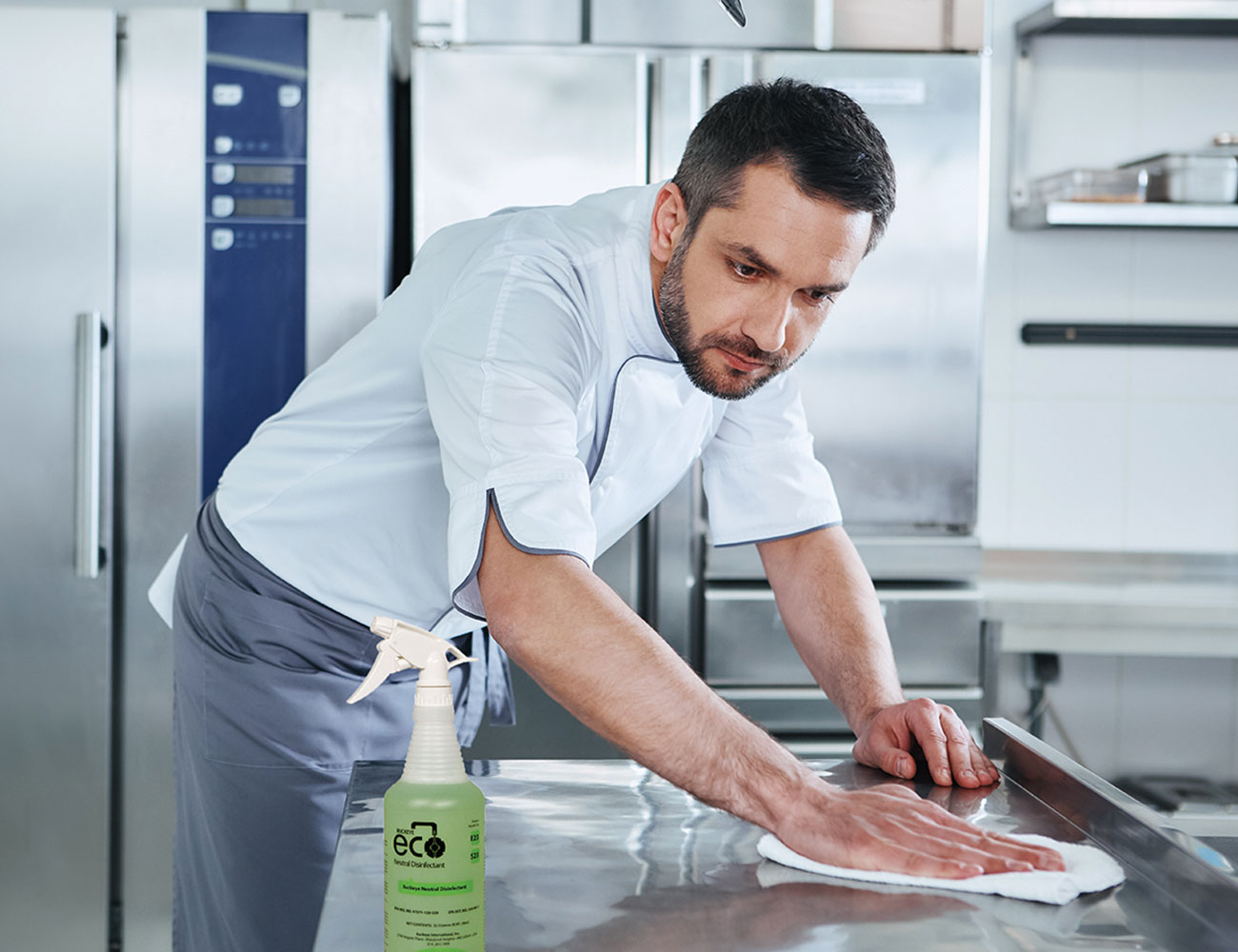 E23 Eco Disinfectant for your Kitchen
